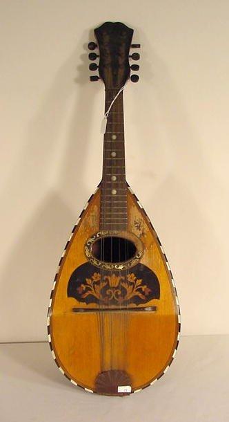 1320: 8 String Mandolin NR