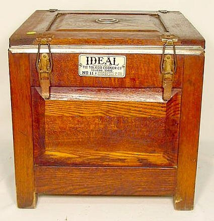 "1469: Oak ""Ideal Cooker"""