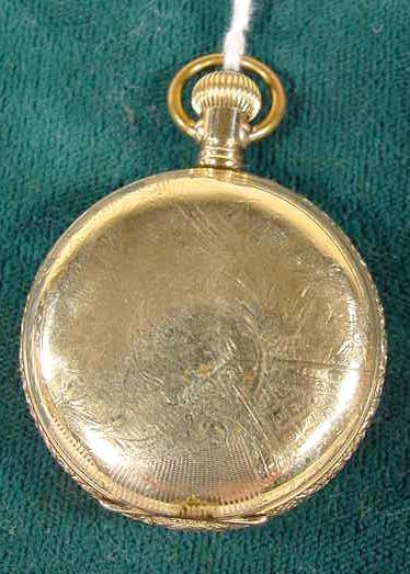 2007: Elgin Ladies Pocket Watch 7j  6s NR