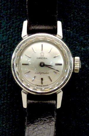 2022: Omega Ladymatic 14K Wrist Watch 660, 17j NR