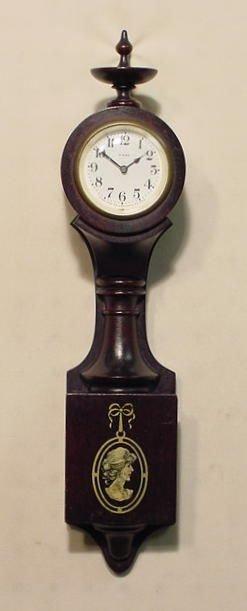 2046: Fynstone 8 Day Wall Clock NR