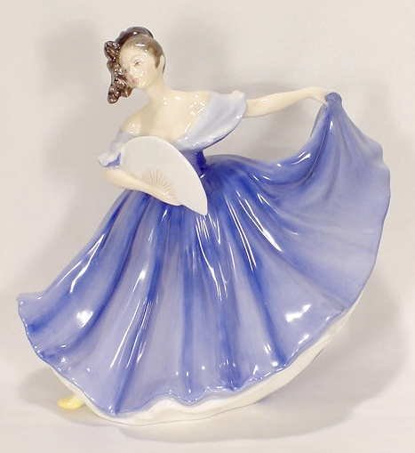 514: Royal Doulton Elaine Figurine HN2791