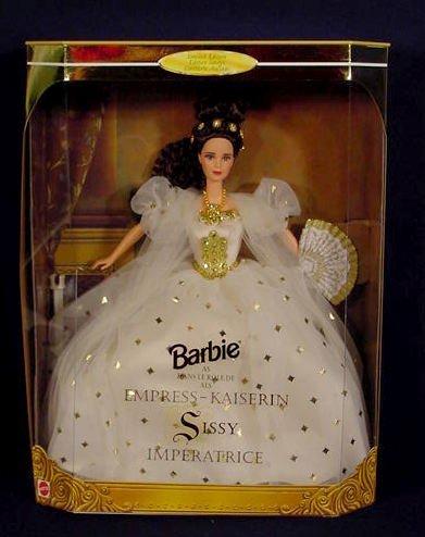 157: 4 Barbie Dolls Marilyn Monroe 'Seven Year Itch' - 4