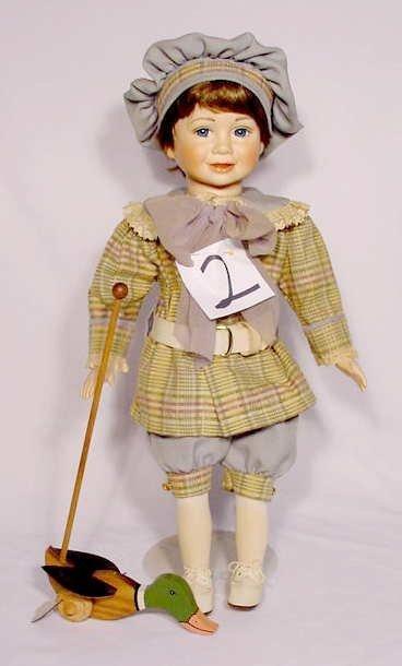 "1002: Morgan Brittany Doll ""Christopher"""