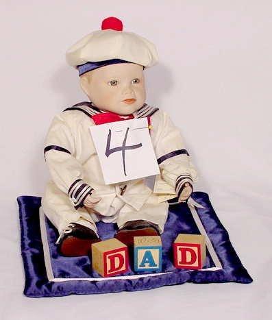 """1004: Ashton Drake Doll """"Matthew"""" by Yolando Bello"""
