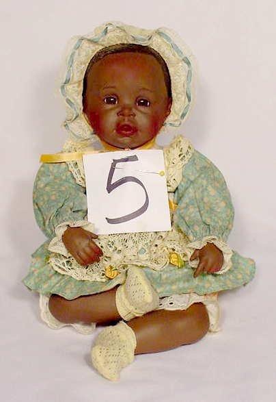 "1005: Ashton Drake Doll ""Danielle"" by Yolando Bello"