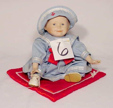 "1006: Ashton Drake Doll ""Amanda"" by Yolando Bello"