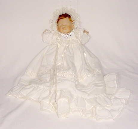 "1024: Lee Middleton Dolls Doll ""First Moments Awake"""