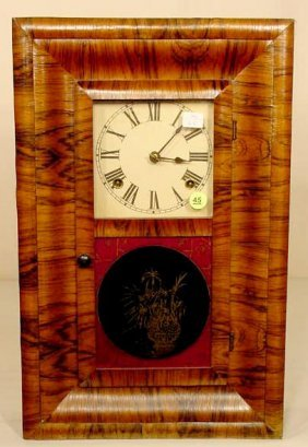 Seth Thomas O.G. Clock NR