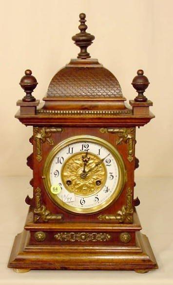64: Junghans Bracket Style Clock NR