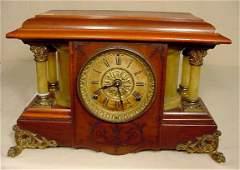 94 Seth Thomas Adamantine Column Clock NR
