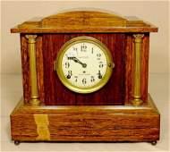 132: Seth Thomas Sonora Chimes Adamantine Clock NR