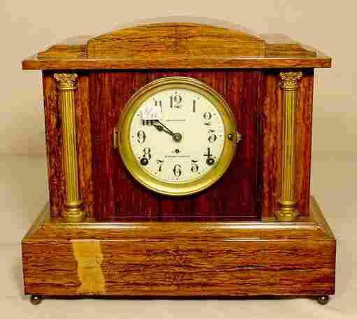 Seth Thomas Sonora Chimes Adamantine Clock NR