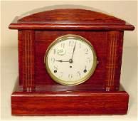153 Seth Thomas Adamantine Mantle Clock NR