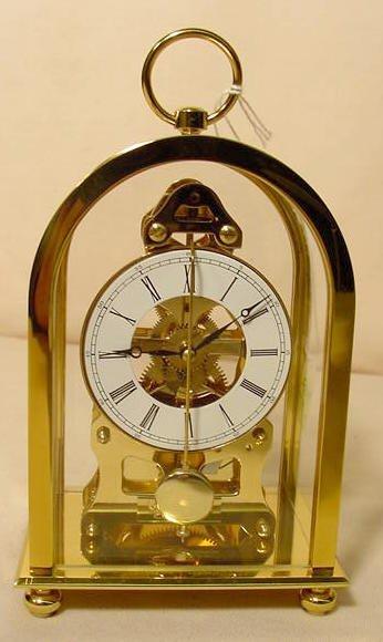 234: 3 Du Chateau Modern Desk Clocks NR - 10