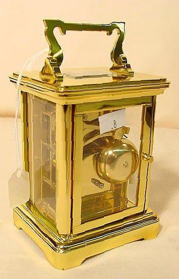 234: 3 Du Chateau Modern Desk Clocks NR - 7