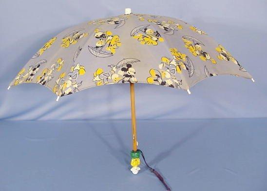 522: Walt Disney Production Dopey Handled Umbrella NR
