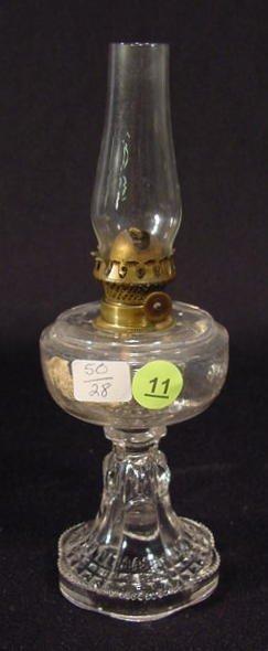11: EAPG Teardrop With Eyewinker Mini Lamp NR