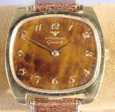 1807A: Wittnauer Geneve 9E1 Wrist Watch NR