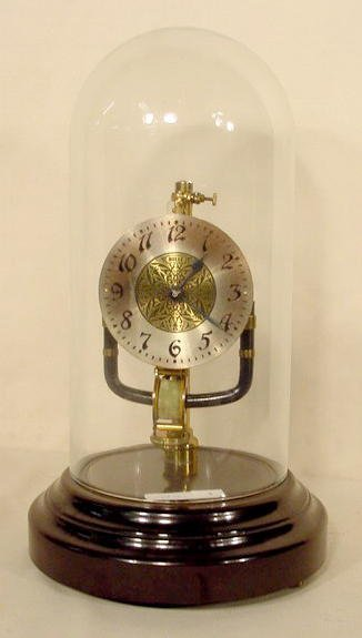 1809A: Bulle Battery Operated Dome Clock NR - 2