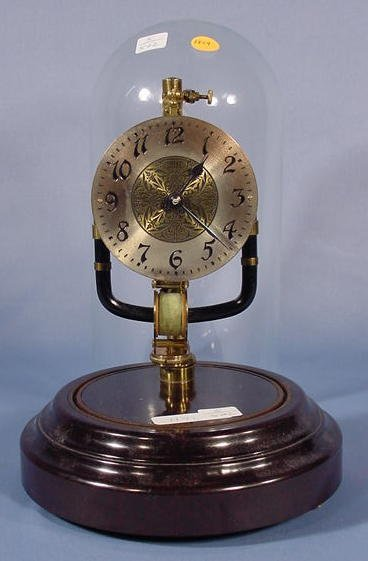 1809A: Bulle Battery Operated Dome Clock NR - 3