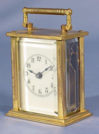 1810A: Waterbury Carriage Clock NR