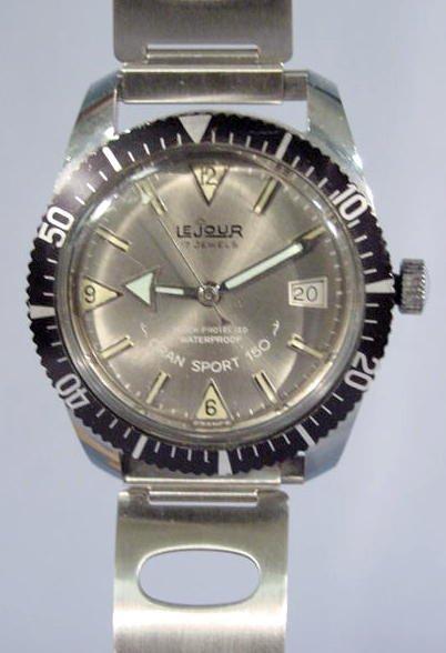1811A: Le Jour Gran Sport 150 Wrist Watch NR