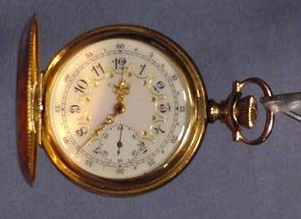 1863C: Elgin Ladies 0 S Pocket Watch NR