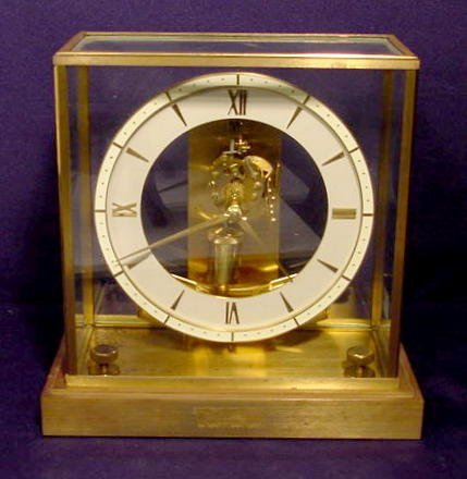 2001: Junghans Ato Electric Magnetic Clock NR