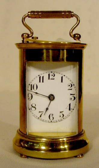 2004: Waterbury Wayfarer Carriage Clock NR