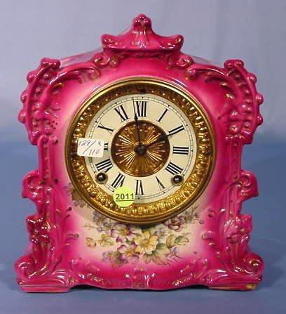 2011: Ansonia Tactic China Clock NR