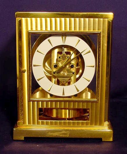 2013: Le Coultre Atomas Self Winding Clock NR