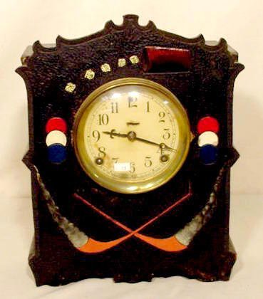 2023: Sessions Mantle Clock