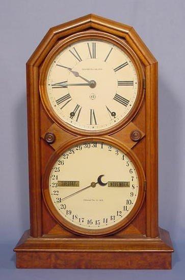2024: Seth Thomas Parlor Calendar # 5 Clock NR