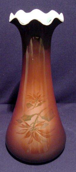 6: Warwick IOGA Pottery Vase NR
