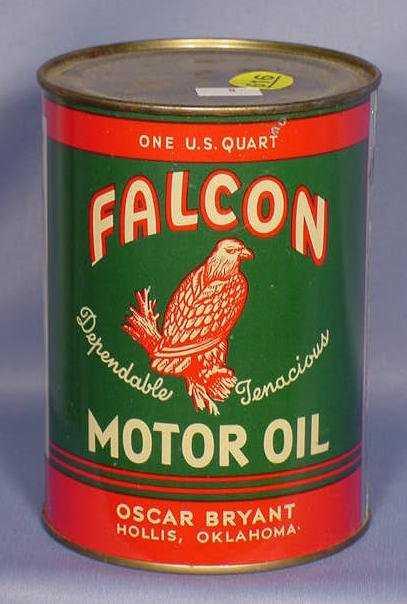 Falcon Oil
