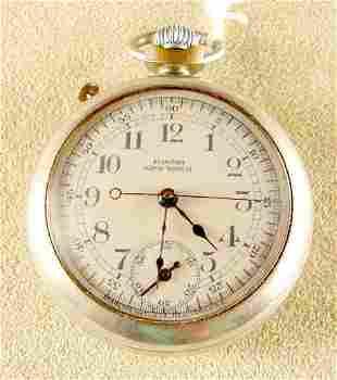 Sterling Watch Co. Pastor Stop Watch NR