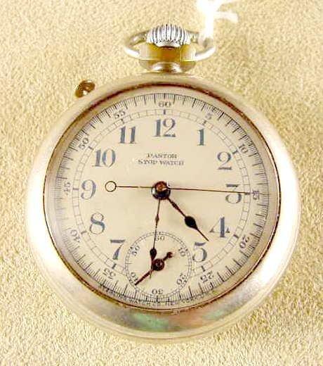 2016: Sterling Watch Co. Pastor Stop Watch NR