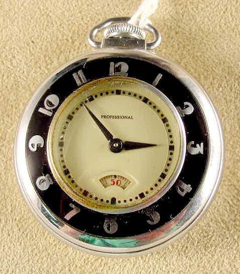 2024: Ingraham Professional Pocket Watch NR