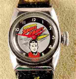 Tom Corbett Space Cadet Wrist Watch NR