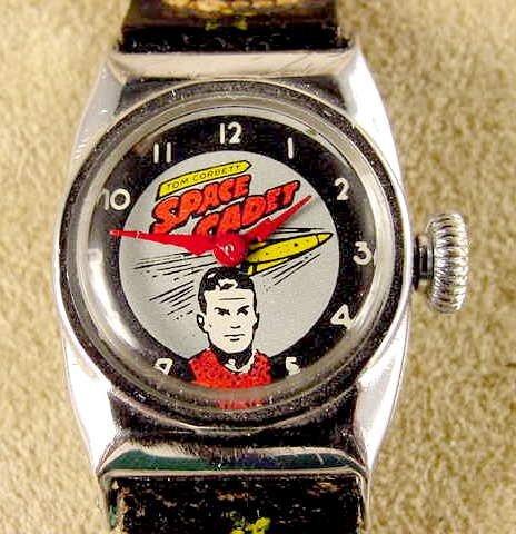 2025: Tom Corbett Space Cadet Wrist Watch NR