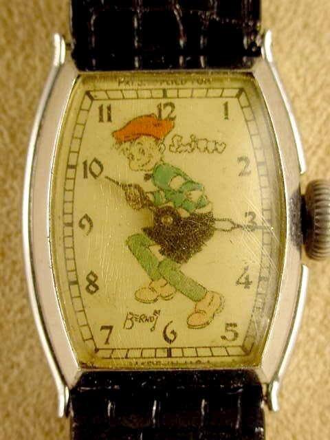2035: 1935 New Haven Smitty Wrist Watch NR