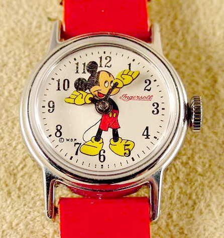 2041: 1955 U.S. Time / Ingersoll Mickey Mouse NR