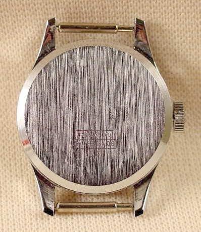 2225: 1973 Bradley Mickey Mouse Wrist Watch #6801 NR - 2