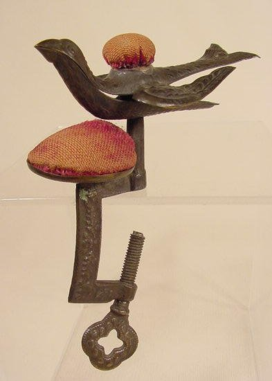25: Civil War Era Sewing Bird NR