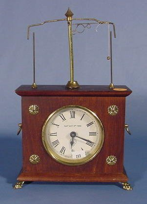 7: Jerome Swinging Ball Clock NR