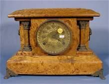 112 Seth Thomas Adamantine Mantel Clock NR