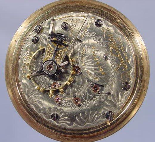 """159: Hampden 21J """"The Dueber Watch Co."""" Pocket Watch - 3"""