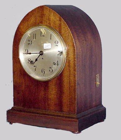 509: Seth Thomas Chime 1/4 Hr. No.19 Clock NR