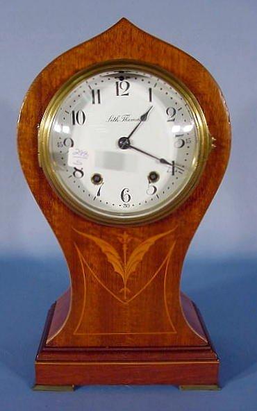512: Seth Thomas Savoy Mantel Clock NR
